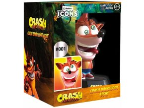 3D lampa Crash Bandicoot