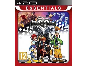 PS3 Kingdom Hearts HD 1.5 Remix - rozbaleno