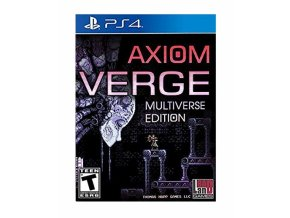 PS4 Axiom Verge Multiverse Edition