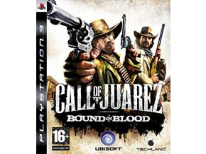 PS3 Call of Juarez: Bound in Blood