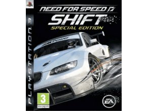 PS3 Need for Speed: Shift Special Edition CZ