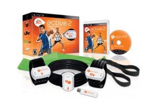 PS3 EA Sports Active 2 + 3x senzor