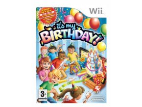 wii its my birthday