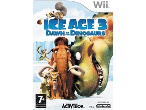 Wii Ice age 3