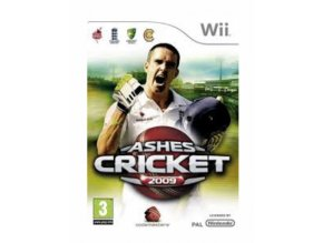 Wii Cricket ashes 2009