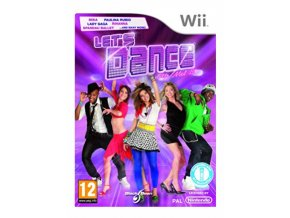 Wii lets dance with mel B