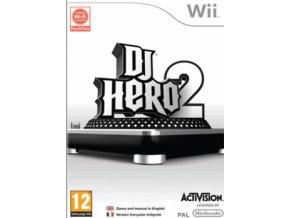 Wii DJ Hero 2