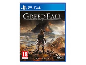 PS4 Greedfall