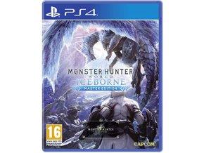 PS4 monster hunter iceborne