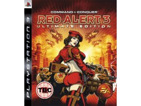 PS3 Command & Conquer: Red Alert 3 - Ultimate Edition (nová)