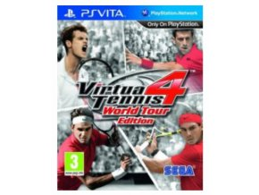 PS vita Virtua Tennis World tour edition