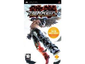 PSP Tekken dark resurrection