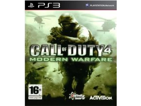 PS3 Call of duty Modern Warfare