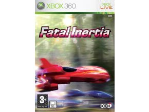 XBOX 360 Fatal inertia