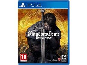 PS4 Kingdom Come Deliverance CZ