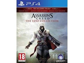 PS4 Assassins Creed: The Ezio Collection (nová)