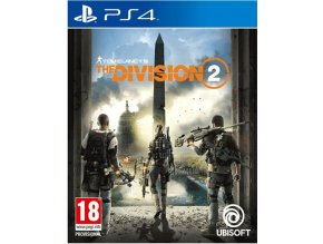 PS4 Tom Clancy's The Division 2 CZ