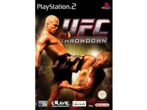 Ultimate Fighting Championship Throwdown (PS2)