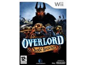 Wii Overlord Dark Legends
