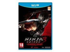 Ninja Gaiden 3 Razor's Edge (Nintendo Wii U)