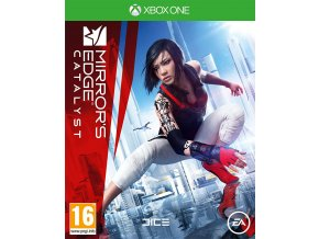 XBOX ONE Mirror's Edge Catalyst (nová)