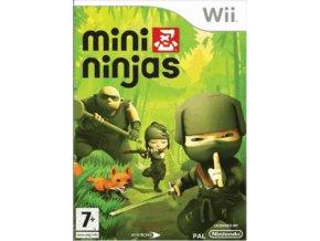 Wii Mini Ninjas