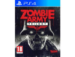 PS4 Zombie Army Trilogy (nová)