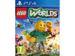 PS4 LEGO Worlds (nová)