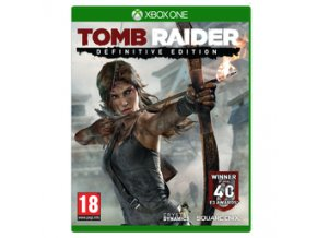XBOX ONE Tomb Raider Definitive Edition (nová)