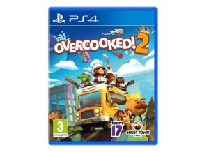 PS4 overcooked 2