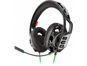 XBOX ONE PS4 PC Plantronics RIG 300HX herní stereo sluchátka (nové)