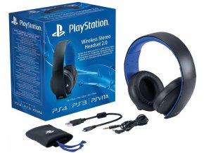 PS4 Sony Wireless Stereo Headset 2.0
