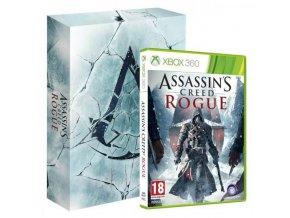 XBOX 360 assassins creed rogue collectors edition