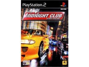 PS2 midnight club street racing