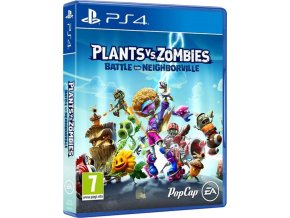 PS4 ps4 plants vs zombies battle for neighborville