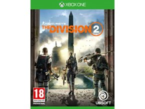 XBOX ONE division 2