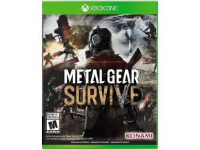 XBOX ONE Metal Gear Survive + DLC