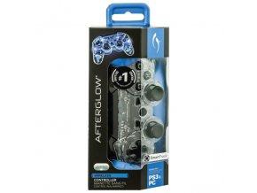 PS3 bezdrátový ovladač PDP blue lighting (nové)
