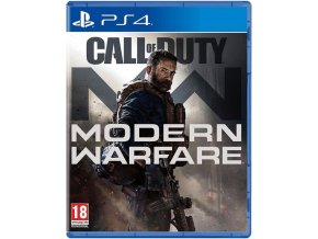 PS4 cod modernwarfare