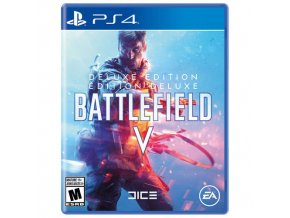 PS4 battlefield V premium