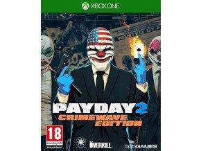 xbox one payday 2 crimewave edition