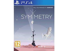 ps4 symmetry