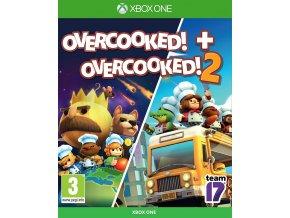 xbox one overcooked 1 + 2