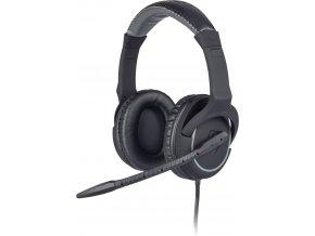 Playstation / XBOX Nighthawk Univerzální Stereo herní sluchátka (poškozený obal)