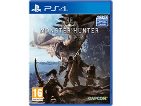 PS4 Monster Hunter World (nová)