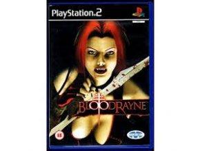 PS2 bloodrayne