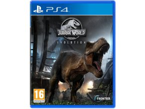 PS4 jurassic world revolution