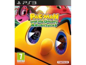 Pac Man and The Ghostly Adventures HD (PS3)