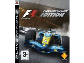 PS3 Formula One Championship Edition