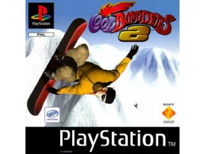 PS1 Cool Boarders 2